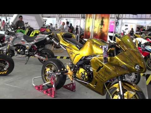 [BMF2014] Cuộc thi độ xe Honda MSX 125 ở Thái Lan