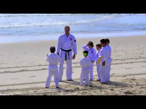Gold Coast Chito Ryu Karate 2010 - Part 1 Image 1
