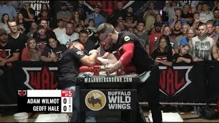 Geoff Hale vs. Adam Wilmot: WAL 505 (FULL MATCH)