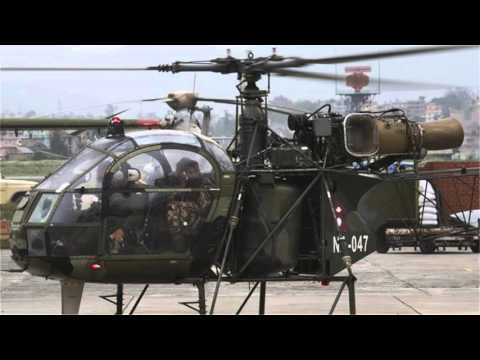 Nepal army recovers 8 bodies from crashed US helicopter