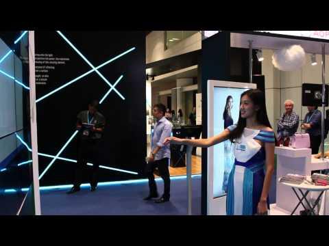 Mass Modules - Interactive Video Wall/ TV Wall