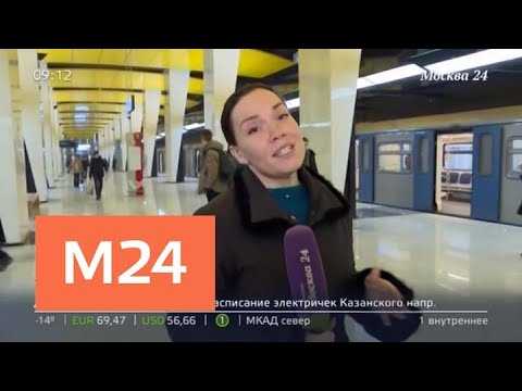 Москвичи оценили новые станции метро - Москва 24