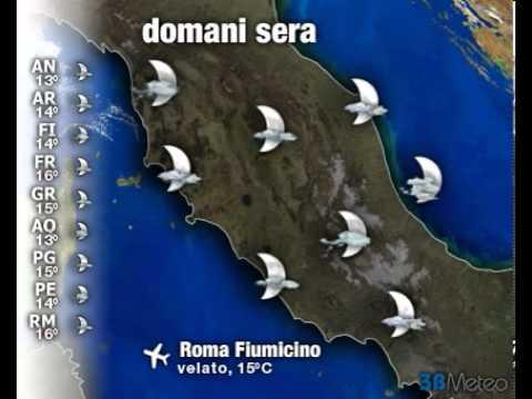 Meteo ITALIA del 12/04/2013