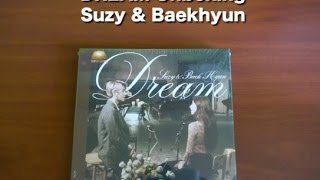 DREAM by Suzy 수지 & Baekhyun 백현 [UNBOXING]