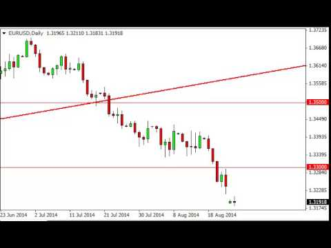 EUR/USD Technical Analysis for August 26, 2014 by FXEmpire.com