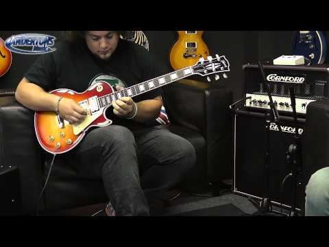 Gibson Les Paul Ace Frehley Budokan Signature & 1958 Flametop Reissue Demo