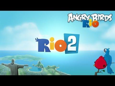 Como Descargar la ultima version del Angry Birds Rio 2