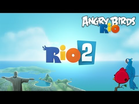 Como Descargar la ultima version del Angry Birds Rio 2