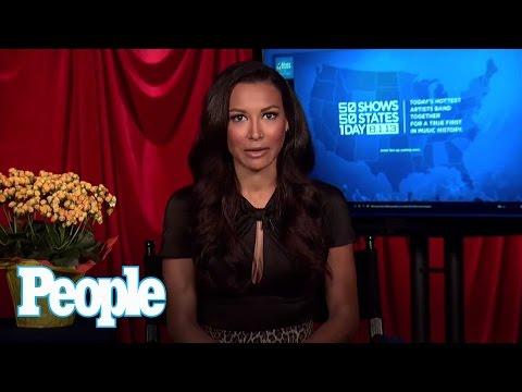 Naya Rivera on Boyfriend Big Sean: We Share Musical Taste