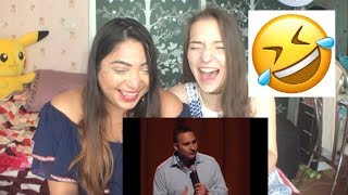 Download Lagu Try Not Laugh Challenge Ft. RadnaTv | Russel Peters  Terrorists vs. Indians Stand Up Comedy Gratis STAFABAND