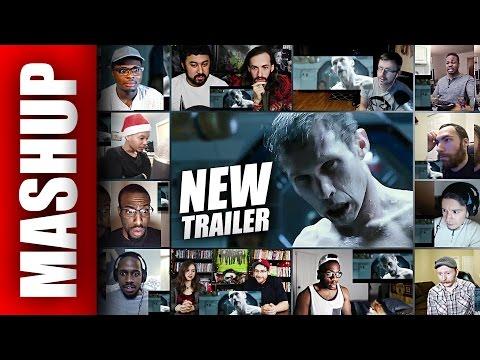 ALIEN COVENANT Official Trailer Reactions Mashup