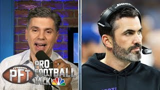 Kevin Stefanski hiring adds pressure on Browns' Paul DePodesta | Pro Football Talk | NBC Sports
