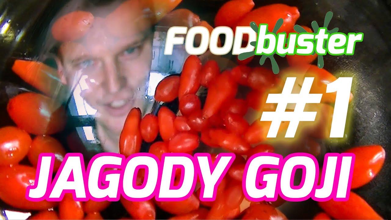 Foodbuster 1 jagody goji go cinnie george clooney for Jagody goji w tabletkach