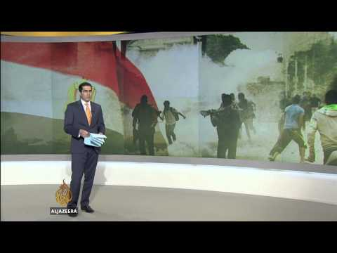 Egypt blames Muslim Brotherhood for Rabaa clashes