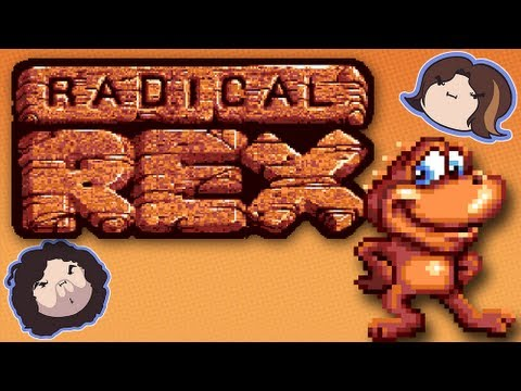 Radical Rex - Game Grumps