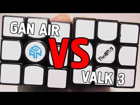 Gan Air VS The Valk 3 | Противостояние