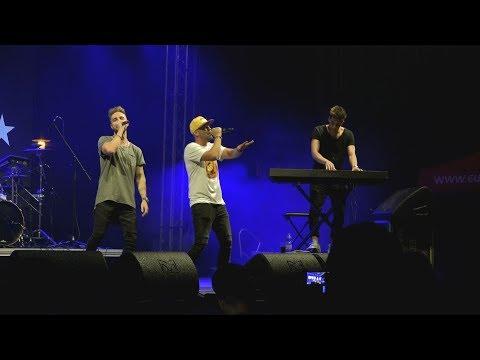 BSW koncert Esztergomban
