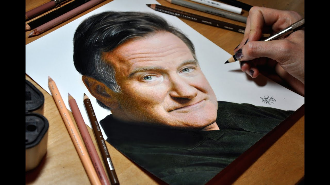 How to draw photorealistic people