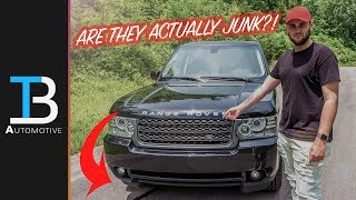 Here's How Well The Range Rover Has Held Up Over Time - L322 Range Rover Problems