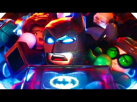 THE LEGO BATMAN MOVIE (Animation Blockbuster, 2017) - TRAILER # 4