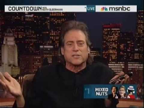 Richard Lewis: I Would Have Voted For A Muppet After Bush!