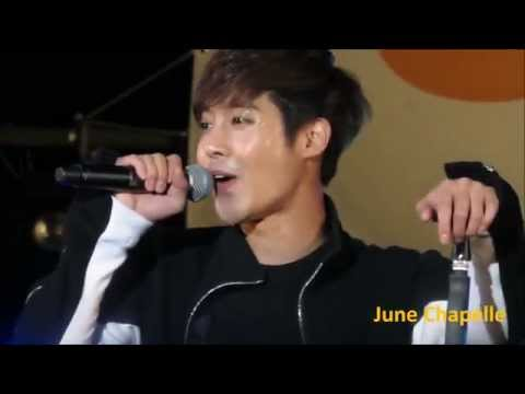20140927 Kim Hyun Joong Aomori Shock On Goodbye video