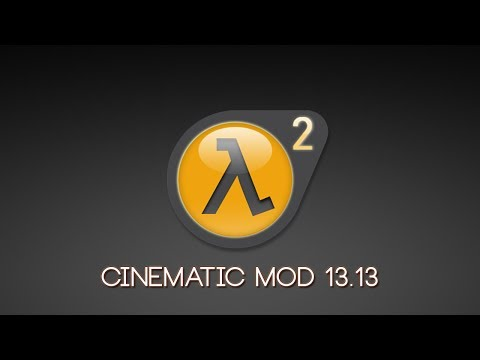 Half-Life 2 - Cinematic Mod 13.13 | HD | Gameplay
