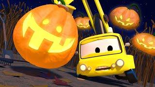 Xe lửa Troy - Cuộc thi của những trái bí Halloween - Thành phố xe 🚉 phim hoạt hình về