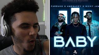 Reaccion Baby Nicky Jam X Farruko X Amenazzy Audio Oficial