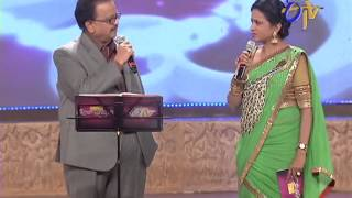 Swarabhishekam - స్వరాభిషేకం - Andala Rakshasive - S P Balasubrahmanyam &  Harini - 5th Jan 2014