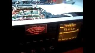 ICOM IC-781 MOD INRAD FILTER  DUAL TONE TEST