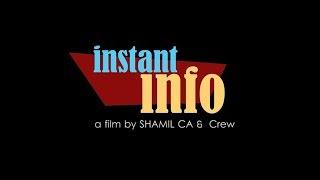 INSTANT INFO - Shortfilm on Community Radio by Shamil CA & Crew