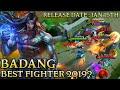 Badang Best Fighter Gameplay - Mobile Legends Bang Bang thumbnail