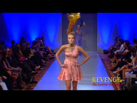 Sushma Patel ~ Couture Fashion Week (Sept. 2011)