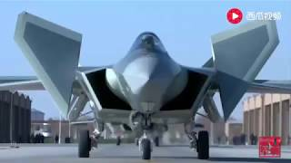 china J-20 Stealth fighter jet in action fifth-generation fighter jet in the world