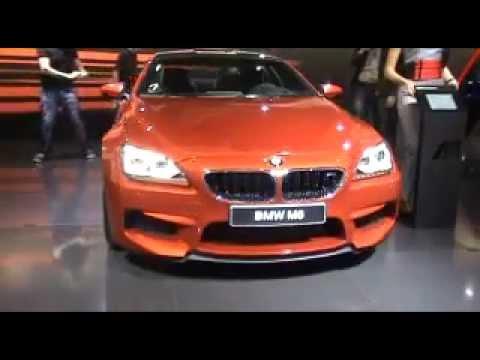 Новый BMW M6 купе, обзор