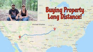 Buying our DREAM PROPERTY 1300 miles away. How we did it!!!
