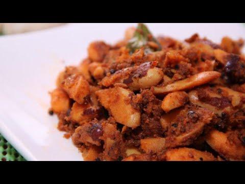 ചോറിന് ഒപ്പം അടിപൊളി Veg- ഫ്രൈ // how to make easy Jackfruit seed fry special dish for Malayalam