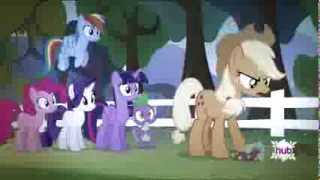 MLP FIM : Vampire Fruit Bat Song - HD