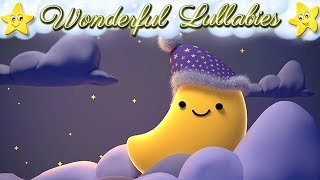 Super Relaxing Baby Sleep Music Lullaby No.8 ♥ Best Soft Bedtime Hushaby ♫ Good Night Sweet Dreams