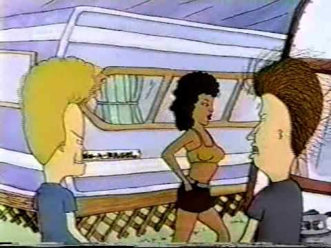 Beavis And Butthead Tornado Enjoy!! video