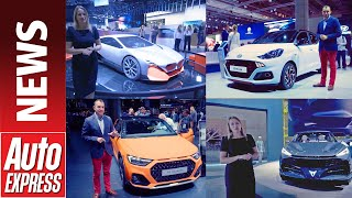 Best cars of the Frankfurt Motor Show 2019 - highlights round-up