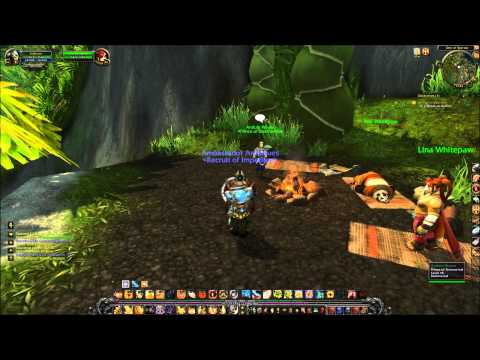 World of Warcraft Mists of Pandaria Quests Part 9