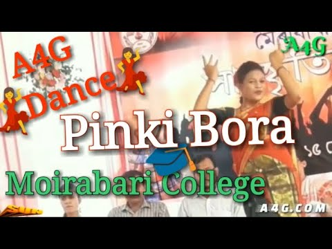 Moirabari College Program/A4G Dance