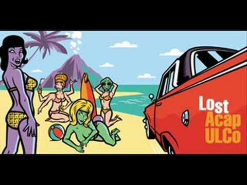 Lost Acapulco - Frenesick