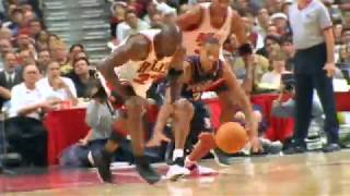 Memorable Michael Jordan Playoff Steals