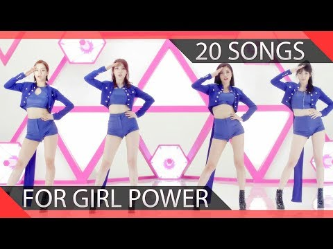 20 Female Empowering KPOP Songs (Girl Power!!)