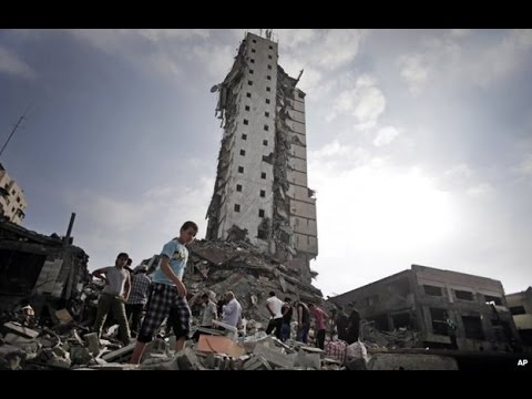 Amnesty: Israeli strikes on Gaza buildings 'war crimes