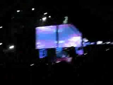 Map Of The Problematique - Muse Live at Perth Supreme Court