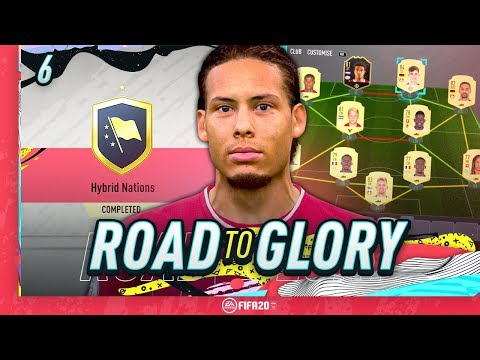 FIFA 20 ROAD TO GLORY #6 - SBC PROFIT!!